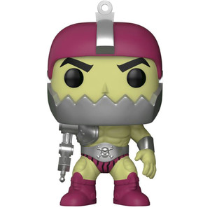 Trap Jaw (f.y.e. Exclusive): Funko POP! x Masters of the Universe Vinyl Figure [#487]