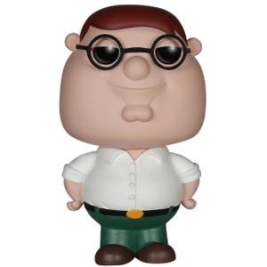Peter: Funko POP! x Family Guy Vinyl Figure