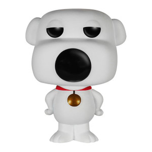 Brian: Funko POP! x Family Guy Vinyl Figure