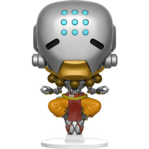 Zenyatta: Funko POP! Games x Overwatch Vinyl Figure [#305 / 29052]