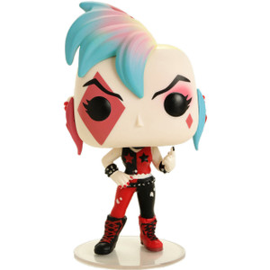 Harley Quinn (Hot Topic Exclusive): Funko POP! Heroes x Batman Vinyl Figure [#233 / 30103]