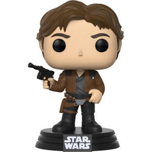 Han Solo: Funko POP! x Solo - A Star Wars Story Vinyl Figure [#238 / 26974]