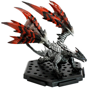 "Valstrax [Enraged]: ~5.2"" Monster Hunter x Capcom Figure Builder Standard Model Plus ~Rage Mode~ Mini Figure ~Vol.2~ (08624A)"