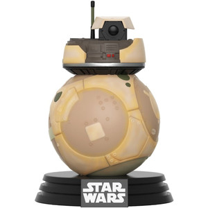 Resistance BB Unit (Target Exclusive): Funko POP! x Star Wars - The Last Jedi Vinyl Figure [#210 / 14762]