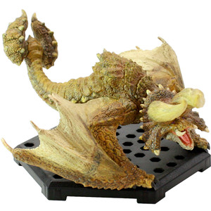 "Diablos: ~1.8"" Monster Hunter x Capcom Figure Builder Standard Model Plus Mini Figure ~Vol.10~ (08755)"