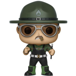 Sgt. Slaughter: Funko POP! WWE Vinyl Figure [#054 / 30988]