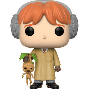 Ron Weasley: Funko POP! x Harry Potter Vinyl Figure [#056 / 29501]