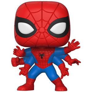Six Arm Spider-Man (Walgreens Exclusive): Funko POP! Marvel x Spider-Man Vinyl Figure [#313 / 29469]