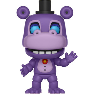 Mr. Hippo: Five Nights at Freddy's x Funko Aracde Vinyl Figure [#368 / 32061]