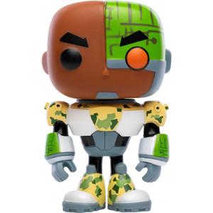 Cyborg (Walmart Exclusive): Funko POP! TV x Teen Titans Go Vinyl Figure [#110 / 32353]