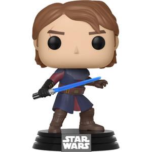Anakin Skywalker: Funko POP! x Star Wars - The Clone Wars Vinyl Figure [#271 / 31794]