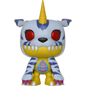 Gabumon: Funko POP! Animation x Digimon Vinyl Figure [#431 / 32824]