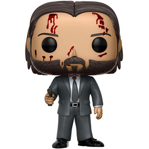 John Wick (Chase Edition): Funko POP! x John Wick Chapter 2 Vinyl Figure
