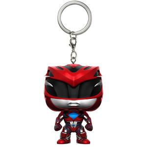 Red Ranger: Funko Pocket POP! x Power Rangers Mini-Figural Keychain