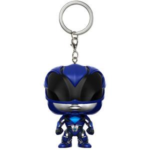 Blue Ranger: Funko Pocket POP! x Power Rangers Mini-Figural Keychain