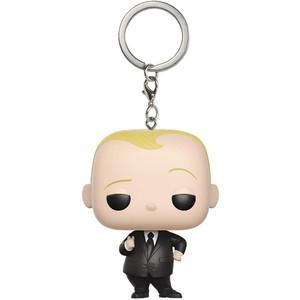 Boss Baby: Funko Pocket POP! x Boss Baby Mini-Figural Keychain