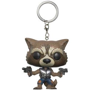 Rocket: Funko Pocket POP! x Guardians of the Galaxy 2 Mini-Figural Keychain