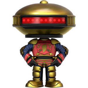 Alpha 5 (Walmart Exclusive): Funko POP! TV x Power Rangers Vinyl Figure