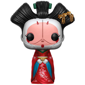 Geisha: Funko POP! Movies x Ghost in the Shell Vinyl Figure