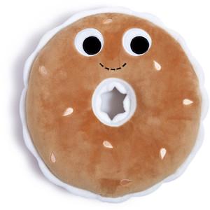 """Bobby Bagel: ~10"""" Kidrobot Yummy World Plush"""