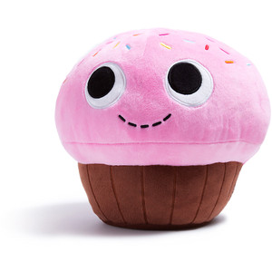 "Sprinkles Cupcake: ~8"" Kidrobot Yummy World Plush"