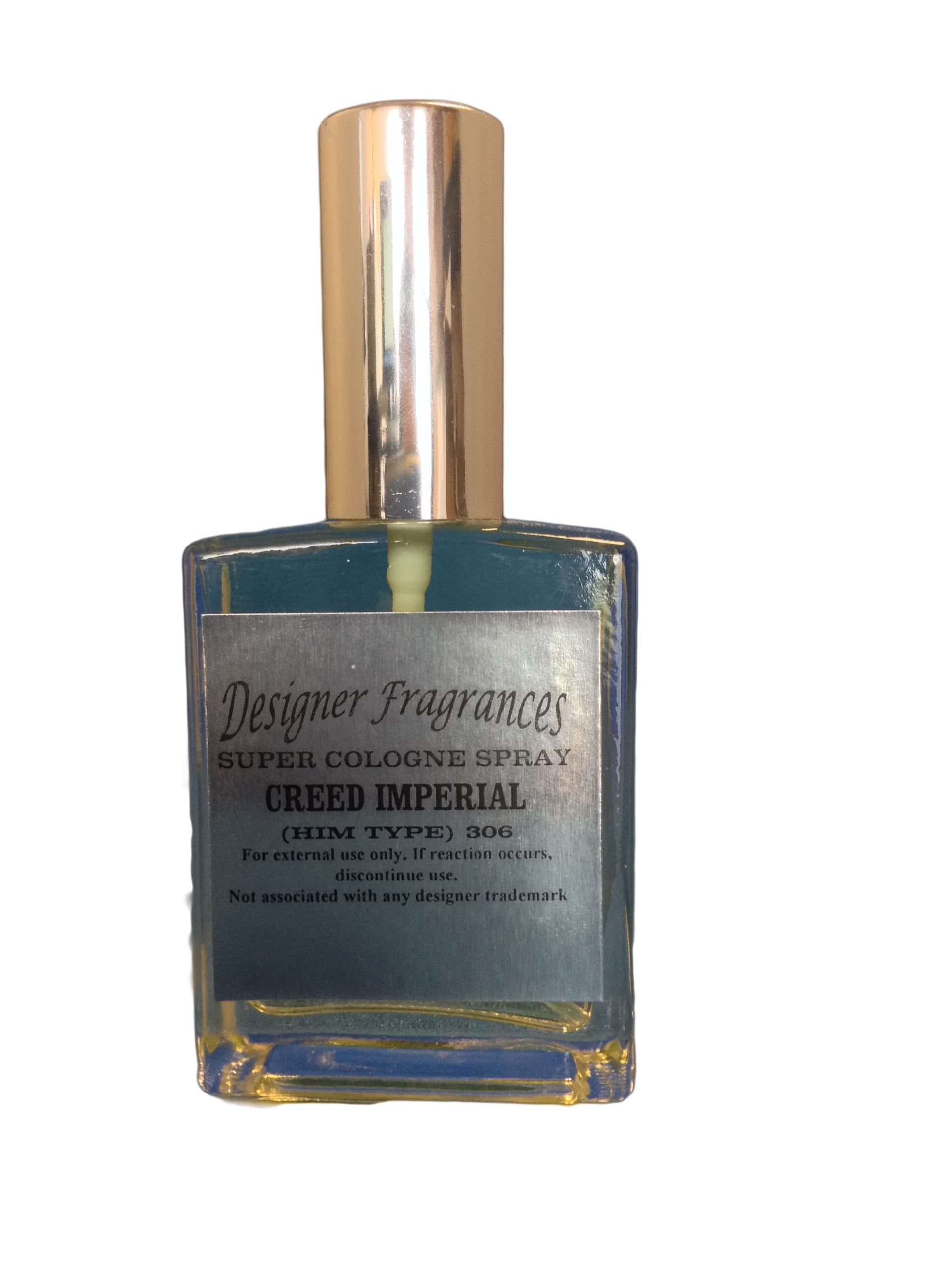 designer fragrance cologne spray