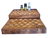 2 Tier Display for 1oz Roll-on Bottles