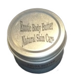 Natural Lime Butter™ 2oz Metal Tin
