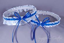 University of Kentucky Wildcats Wedding Garter Set