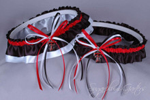Texas Tech University Red Raiders Wedding Garter Set