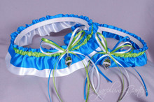 Seattle Sounders Wedding Garter Set