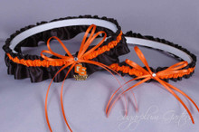 Oregon State University Beavers Wedding Garter Set