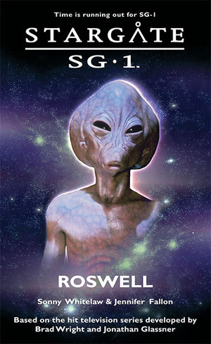 SG1 Roswell  (Book 9)