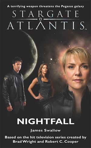 SGA  Nightfall (Book 10)