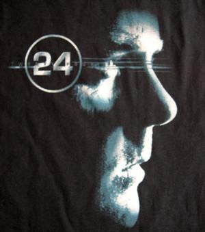 24: Jack Bauer Profile T-Shirt
