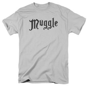 Muggle: Black on Silver