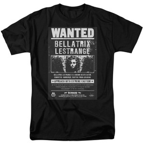 Bellatrix Wanted Poster