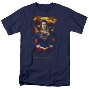 Supergirl Arms Akimbo