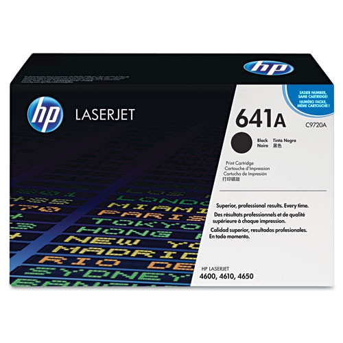 New Black Toner Cartridge