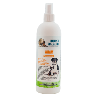 Itchy Dogs Need Fast Relief Try Wham Anti Itch Spray