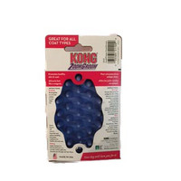 Kong Zoom Groom for small dogs and puppies.