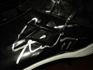 Cam Newton Autographed  Used Cleats