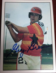 Greg Gross Autographed 1975 SSPC #64