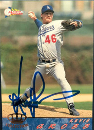 Kevin Gross Autographed 1994 Pacific #308
