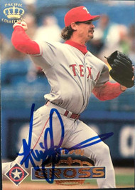 Kevin Gross Autographed 1996 Pacific #425
