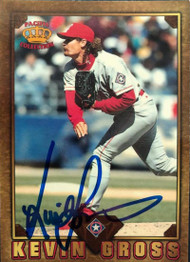 Kevin Gross Autographed 1997 Pacific #GD-96