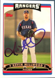 Kevin Millwood Autographed 2006 Topps #485