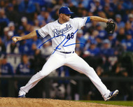 Ryan Madson Autographed Royals 8 x 10 Photo 5