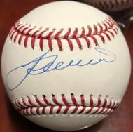 Alex Trevino Autographed ROMLB Baseball