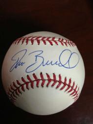 Pat Burrell Autographed ROMLB Baseball